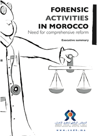 Forensic activities in Morocco: Need for comprehensive reform