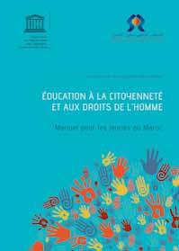 Éducation à la citoyenneté et aux droits de l'Homme : manuel pour les jeunes au Maroc